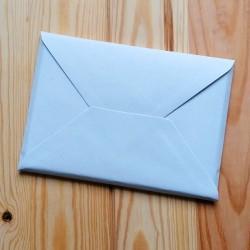 Sprachmonster Buchstabenkarten Komplettset Umschlag Rückseite Recyclingpapier