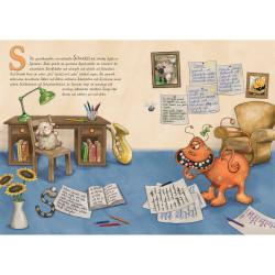 Sprachmonster Kinderbuch Das Monster ABC Innenseite S